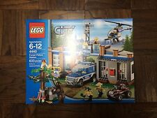 New LEGO CITY FOREST POLICE STATION (4440) - NISB