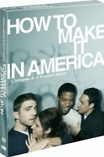 "Coffret 2DVD neuf sous blister ""HOW TO MAKE IT IN AMERICA saison 1"""