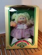 New Old Stock Coleco 1985 Tooth Andrea Celina Pigtails Girl Cabbage Patch Doll