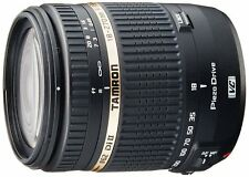 Tamron Auto Focus 18-270mm f/3.5-6.3 VC PZD All-In-One Zoom Lens for Canon DSLR