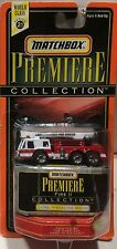 Laurel Springs Fire Rescue Truck Matchbox Premiere Collection FREE SHIPPING