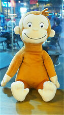 "TV Show Monkey * NEW 12"" CURIOUS GEORGE Soft Plush Doll Toy"