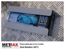 Disposable Glove Box Holder.Van Racking / Renault Trafic T5 Vivaro Ford Transit