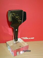 Ferrari 2005 F2005 F1 team carbon fiber paddle race used Schumacher Kimi Alonso