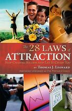 The 28 Laws of Attraction: Stop Chasing Success and Let It Chase You-ExLibrary