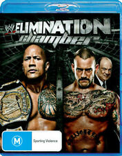 WWE - Elimination Chamber 2013 BLU RAY BRAND NEW SEALED