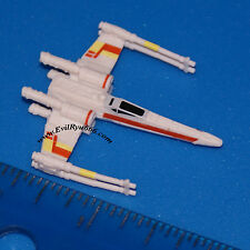 STAR WARS MICRO MACHINES RED 2 WEDGE'S X-WING FIGHTER HASBRO