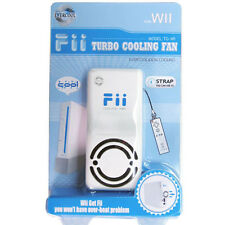 Evercool TG-W1 Fii Turbo Cooling System Fan USB for Nintendo Wii Machine Cooler