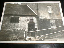 Old amateur photograph Uffington Post Office c1930s
