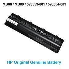 New Genuine HP MU06 Original Laptop Battery 6-cell 593553-001 593554-001 OE