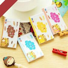 Cartoon Mood Note Pads Lovely Mini,Memo Pad,Instructions Post Notes Cute New X7