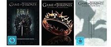 GAME OF THRONES Staffel SEASON TV-Serie 1 2 3 Collection 15 DVD PAKET Neu