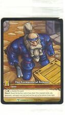 WoW EXTENDED ART PROMO Formation of Felbane #303/319