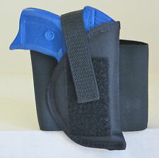 Elastic Ankle Holster for RUGER LC9 without underbarrel laser