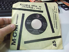 DISCO 45 GIRI THE TROGGS - I CAN'T CONTROL MYSELF - GONNA MAKE YOU  (-24)