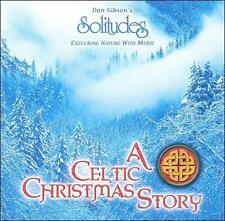 Celtic Christmas Story by Dan Gibson (CD, Jun-2008, Solitudes)