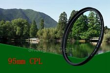 New 95mm Circular Polarizing Camera Filter,W-TIANYA XS-Pro 1D 95mm CPL Filter