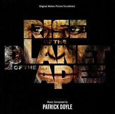 RISE OF THE PLANET OF THE APES [DOYLE, PATRICK] NEW CD