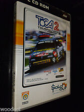 Toca 2 touring cars  racing pc game