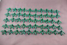 Lot of 50 Lego bushes plants leaves parts pieces mini figure accessories 2556