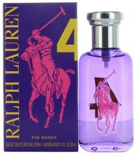 Big Pony #4 by Ralph Lauren for Women EDT Perfume Spray 1.7 oz. New in Box
