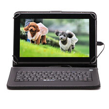 "iRULU eXpro X1Pro 9"" 8GB Google Android 4.4 Quad Core WIFI Tablet PC w/ Keyboard"