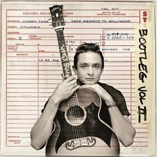 Bootleg, Vol. 2: From Memphis to Hollywood by Johnny Cash (CD, Feb-2011, 2...