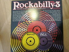 CBS Epic Okeh Rockabilly classics 3 Ronnie Self Ersel Hickey Jaycee Hill etc