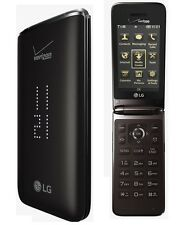 LG Exalt 2 II VN370 - Black (Verizon) Flip Cellular Cell Phone (Page Plus)VN-370