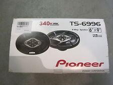 Pioneer TS-6996 4-Wege Lautsprecherpaar 15,2 cm x 22,9 cm (6 Zoll x 9 Zoll) 340w