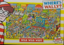 1000 PIECE JIGSAW PUZZLE PAUL LAMOND WHERES WALLY WILD WILD WEST