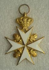 Order of St. John of Jerusalem Maltese Cross 1 degree Russian Imperial Order