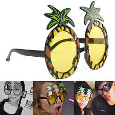 Ananas Sonnenbrille Brille Spaßbrille Partybrille Sommer Festival Hawaii Party