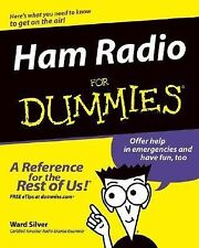 Ham Radio for Dummies by H. Ward Silver (2004, Paperback)