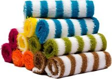Dream Decor Super SoftTerry Face Towel - Pack Of 12 (Assorted Colors)