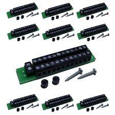 S862 - 10 Stück MoBa Verteiler Stromverteiler 24-polig f. Gleich- u Wechselstrom