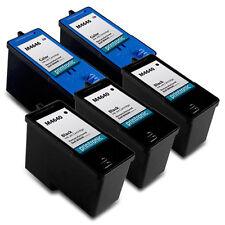 5 PK Dell M4640 M4646 Series 5 Black Color Ink Cartridge 922 924 944 946 962 964
