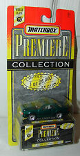 Matchbox Premiere Collection T-Bird Turbo Coupe Ford Limited Edition Series 5