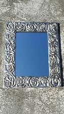 Brand New French Provincial Silver Mirror