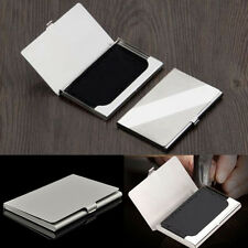 Waterproof Aluminium Business ID Credit Card Pocket Wallet Holder Case Purse Box