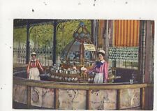 Vichy Source Chomel France [LL 184] Vintage Postcard 825a
