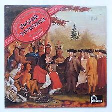 Symphonie du nouveau monde DVORAK Smetana Moldau KAREL ANCERL 700012