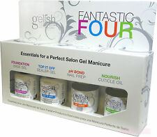 Harmony Gelish Soak Off Gel LED/UV - Fantastic Four (01787)