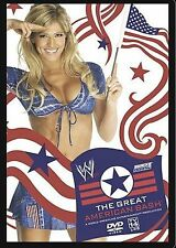 WWE - Great American Bash (DVD, 2005....Like new condition!