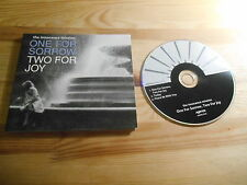 CD Indie Innocent Mission - One For Sorrow Two For Joy (3 Song) AGENDA MUSIC