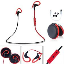 Wireless Bluetooth 4.1 Headset Sport Stereo Earphone Headphone for Phone
