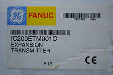 GE Fanuc IC200ETM001C EXPANSION TRANSMITTER *NEW* C9055860824