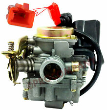 GY6 139QMB Carburetor 49cc 50cc Dune Buggie Go Kart Kymco Scooter Engines