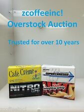 96 Whip Cream Chargers Nitrous Oxide N2O Whipped OverStock 24pkOV