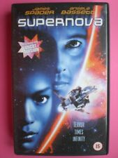 SUPERNOVA  (JAMES SPADER)  (NEW)   RARE AND DELETED